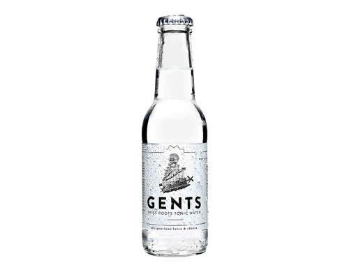 GENTS Swiss Roots Tonic Water (Karton zu 24 Flaschen)