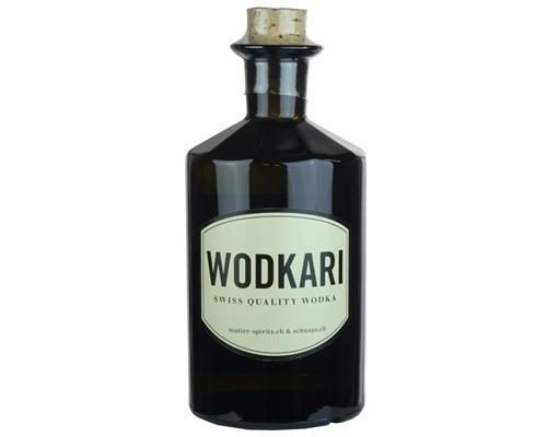 Wodkari Swiss Quality Wodka